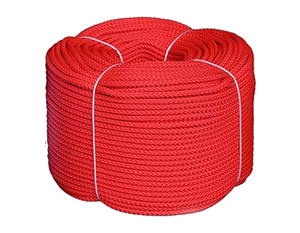 Multifilament braided ropes