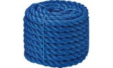 Synthetic ropes and twines