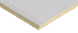 Thermal and acoustic insulation boards