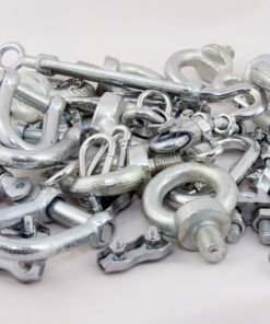 Chains and wire rope accessories