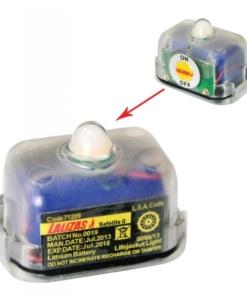 Päästevesti LED-tuli