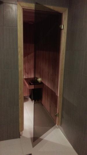 Sauna uksed