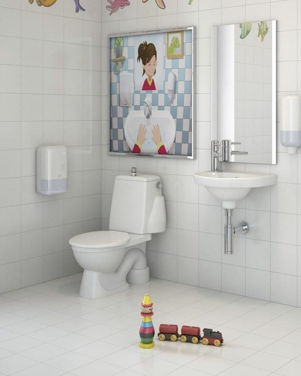 toilet_305 laste mudel