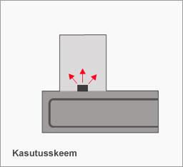 Схема использования шовной ленты Waterstop-RX-4