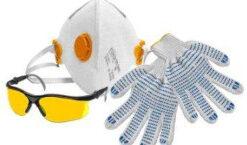 Защитная одежда и снаряжение
